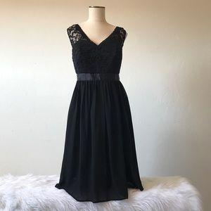 TORRID Gorgeous Black Lace Dress